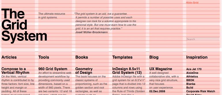 8 herramientas para maquetar webs de forma sencilla