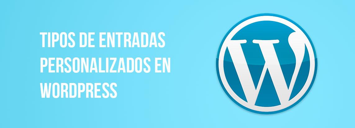 Tipos de entrada personalizados para WordPress
