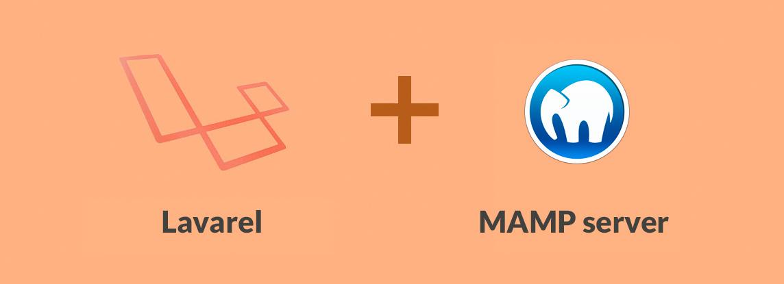 Configurar Laravel en MAMP Server