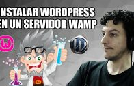Instalar un servidor local en WAMP
