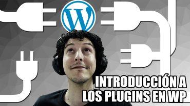 Introducción a los plugins en WordPress