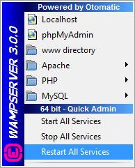 Configurar vhost en WAMP